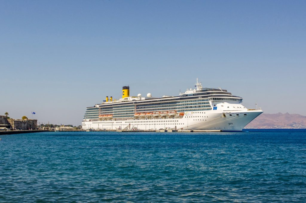 cruise industry